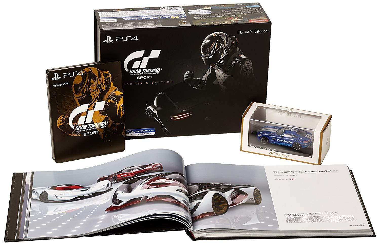 (Amazon UK) Gran Turismo Sport - Collector's Edition PS4 inkl. Versand 39,53€