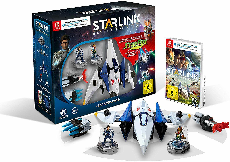 Starlink: Battle for AtlasStarter Pack (Switch/PS4/Xbox One) für 25.34€ (Game.uk/Amazon.uk)