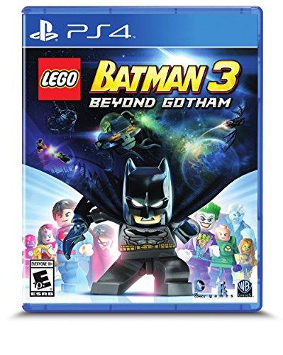 LEGO Batman 3: Jenseits von Gotham (PS4 Digital Code) für 5,30€ (Amazon US)