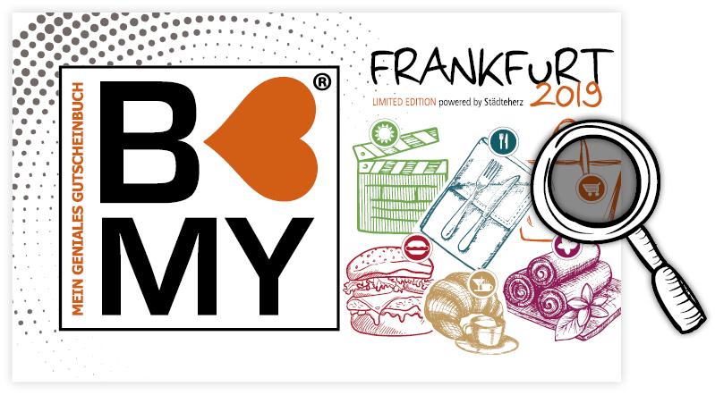 B-MY / Barometer Frankfurt Gutscheinbuch für 39,90€ inklusive Versand