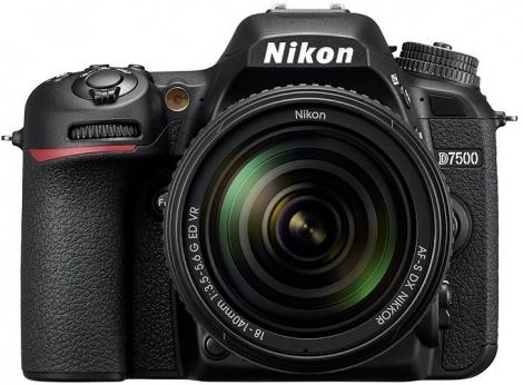 Nikon D7500 Kit AF-S DX 18-140 mm