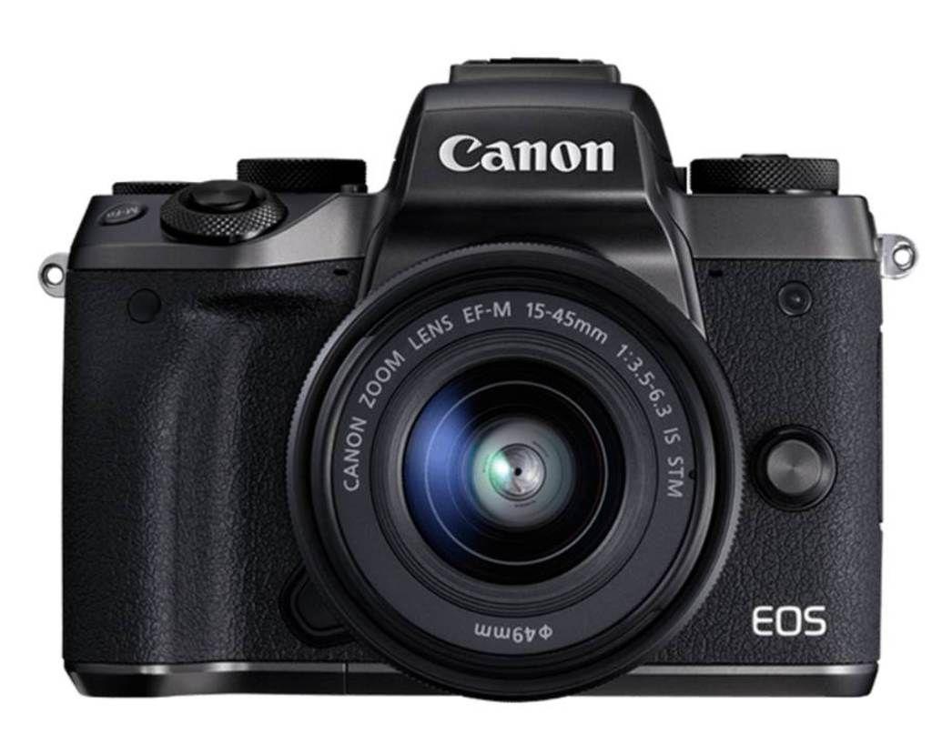 [Real online] Canon EOS M5 Kit 18-150 mm 100 EUR Cashback möglich