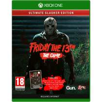 "Friday the 13th - The Game ""Ultimate Slasher Edition"" (XBOX ONE / PS4)"