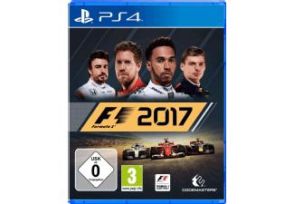 Formel 1 2017 für PlayStation 4 und Xbox nur 15 € inklusive Versand bei Saturn.de
