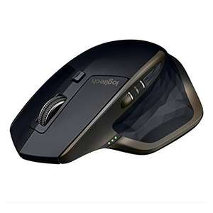 Logitech MX Master AMZ Kabellose Bluetooth Maus (Windows und Mac, Schwarz) für 43,80€ (Amazon FR)