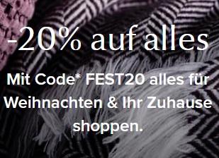 20% auf alle Artikel (auch Sale) bei Urbanara ab 50€ MBW, z.B. Wolldecke aus 100% Merinowolle