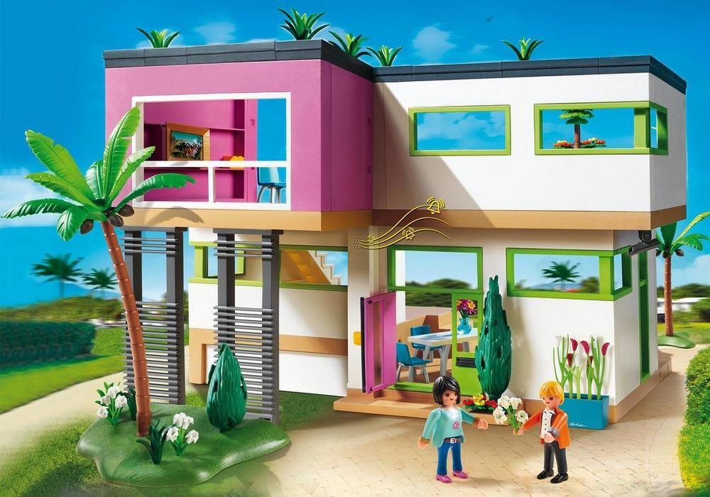 Playmobil 5574 Moderne Luxusvilla für 61,59€ (Bestpreis)