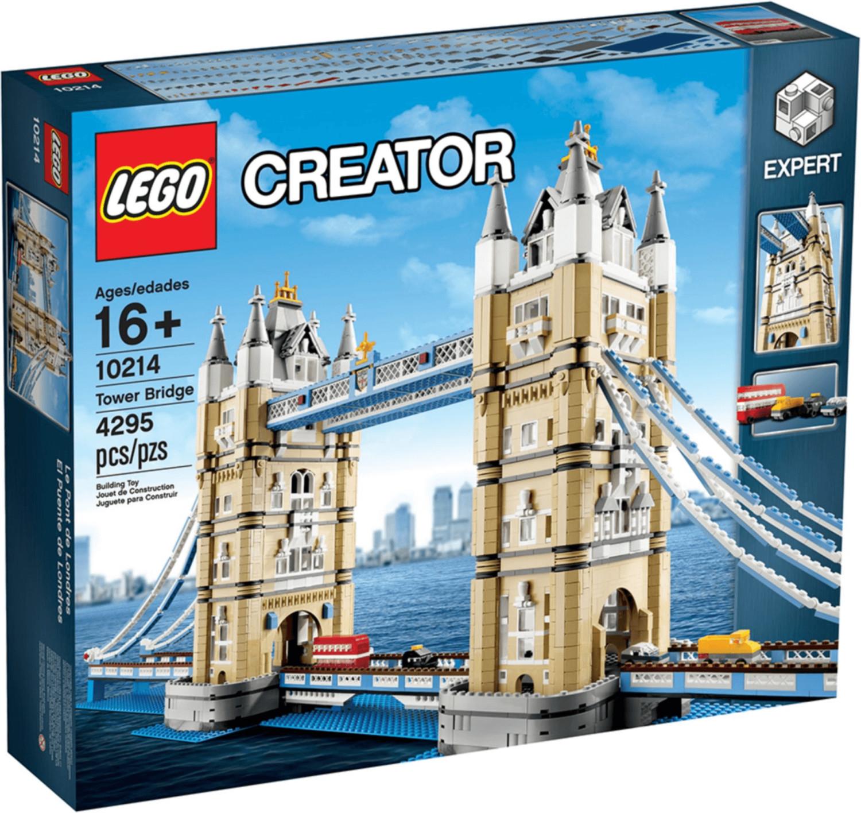 LEGO Creator Expert 10214 Tower Bridge (amazon.it)
