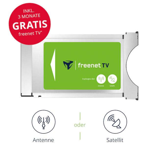 telestar ci tv modul von freenet tv f r antenne satellit inkl 3 monate gratis empfang von. Black Bedroom Furniture Sets. Home Design Ideas