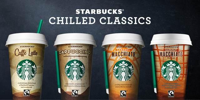 [ Kaufland bundesweit ab 20.12. ] Starbucks Chilled Classics für effektiv 0,79€ ( Angebot + Coupies )