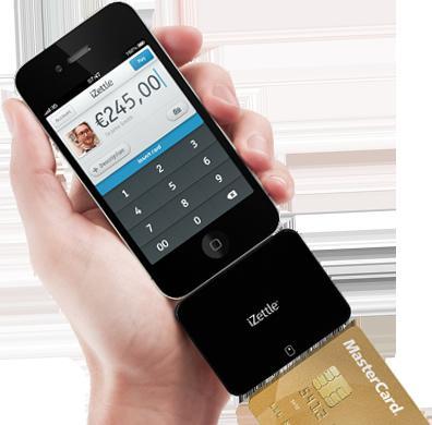 25.000 kostenlose Chipkartenleser fürs iphone