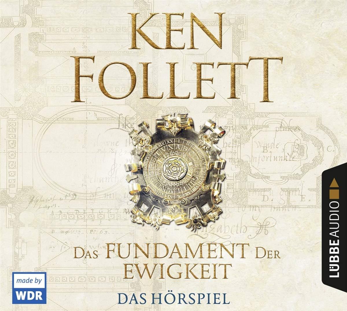 Das Fundament der Ewigkeit von Ken Follett - gratis Hörspiel (ab 25.12.)