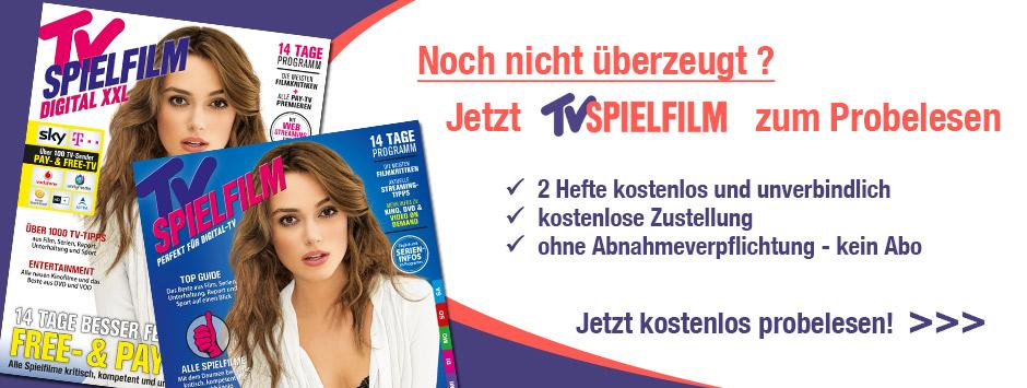 TV Spielfilm XXL 1 Jahr Prämienabo mit 45€ Amazon Gutschein + 2 Ausgaben extra bei Bankeinzug