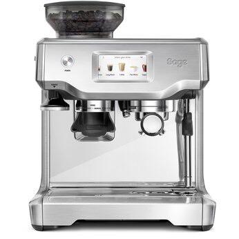Sage The Barista Touch Siebträgermaschine Edelstahl Kaffee
