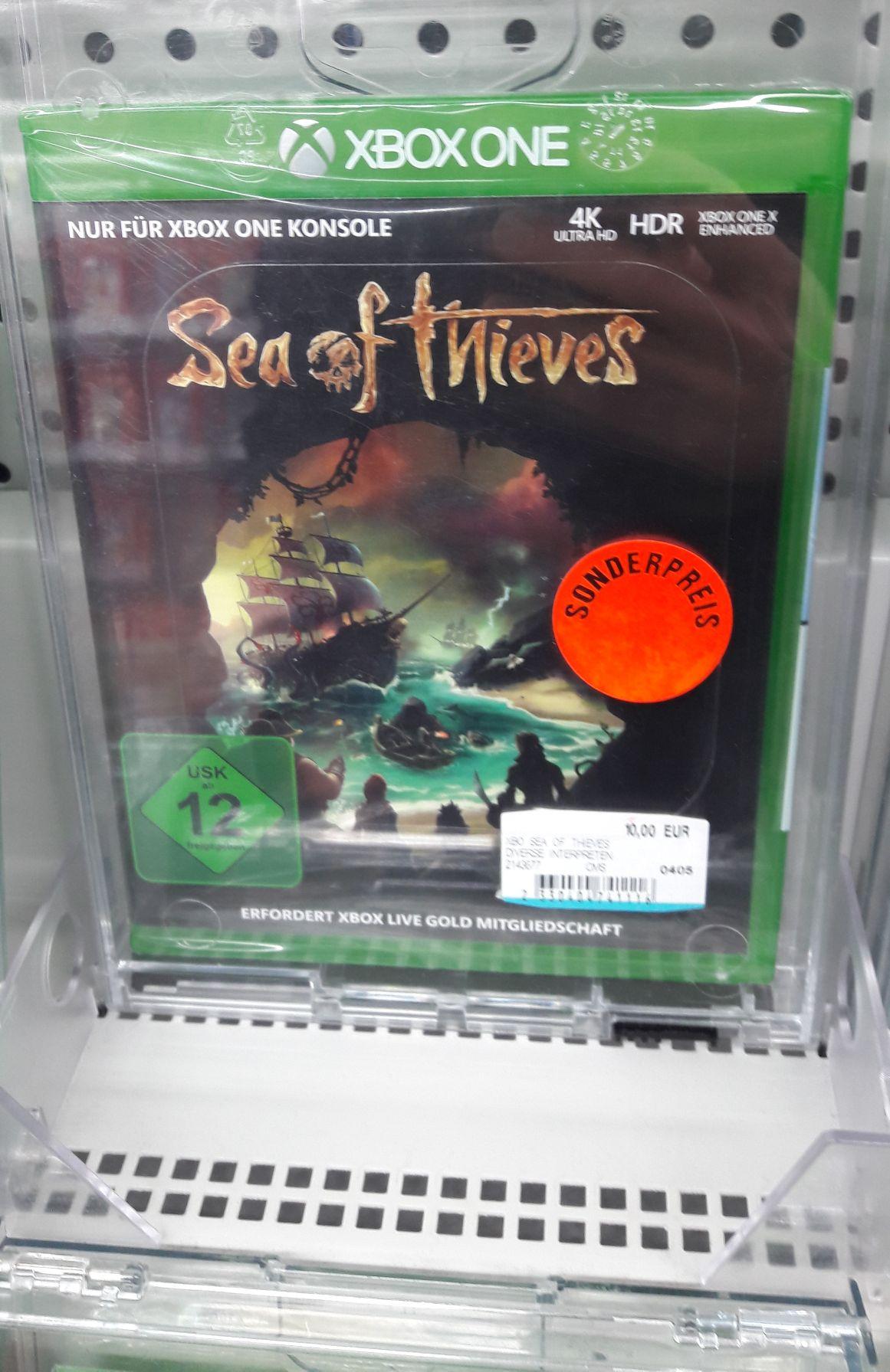 Sea of Thieves für Xbox One, [lokal] Berlin Media Markt LindenCenter