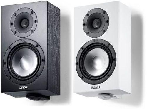 Canton GLE 416.2 PRO OnWall Lautsprecher, schwarz (in weiß für 199€)
