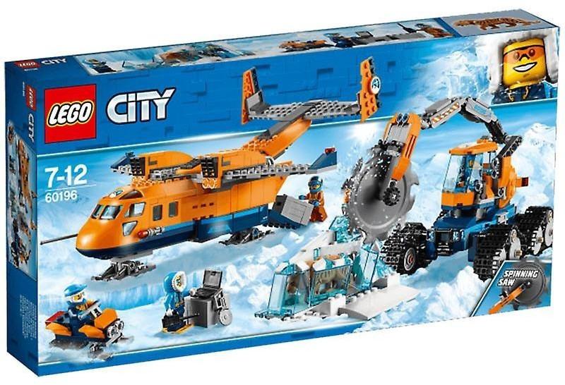 [Toys'R'Us] LEGO City 60196 Arktis-Versorgungsflugzeug für 49,99€