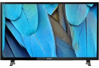 SHARP LC-32HI3012E, 81 cm (32 Zoll), HD-ready, LED TV, Active Motion 100, DVB-T2 HD, DVB-C, DVB-S, DVB-S2 [Saturn]