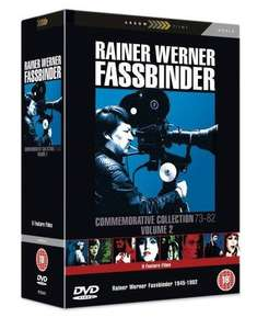 Rainer Werner Fassbinder Collection Vol. 1 und Vol. 2 jeweils 18,54 €