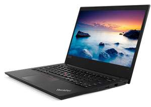 "Lenovo Thinkpad E485, AMD Ryzen 2500U, 14"" 1920x1080 IPS, 128 GB SSD, 8 GB RAM, Windows 10 Home"