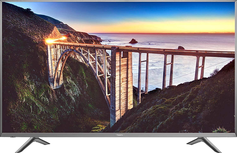 """[Sammeldeal] Hisense Fernseher 43""""-65"""" - 4K, HDR, 10Bit, 60Hz, Triple Tuner - H65NEC5655/H43AE6030/H55AE6000"""