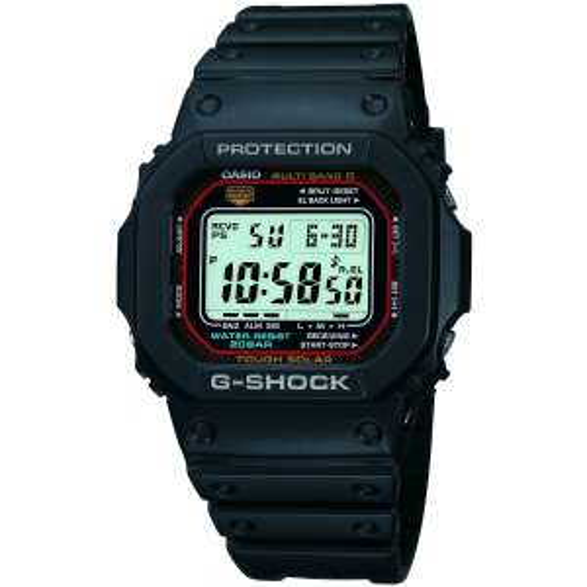 Casio G-Shock GW-M5610-1ER uhr @Watchshop.com