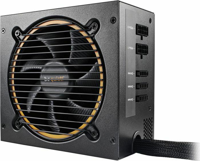 be quiet! Pure Power 11 CM 500W Netzteil teilmodular 80 Plus Gold für 55€ bei Amazon