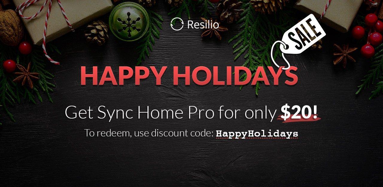 Resilio Sync Home Pro License