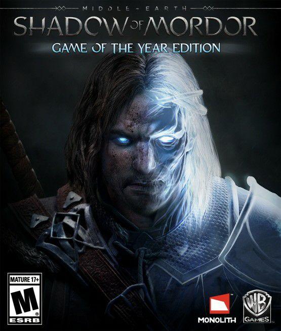 [cdkeys.com] Middle-Earth: Shadow of Mordor GOTY Edition (Steam)