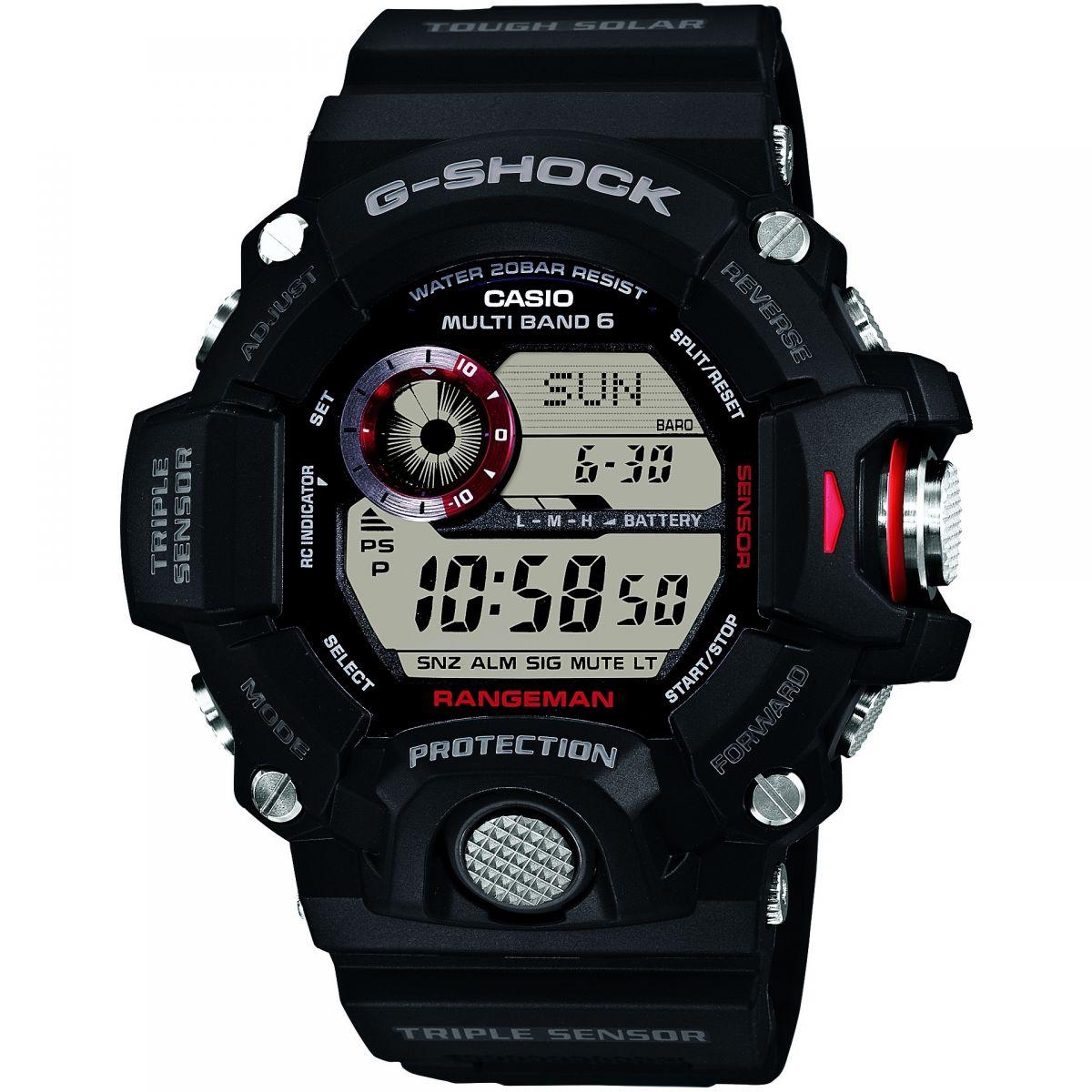 """Casio G-Shock GW-9400-1ER """"Rangeman"""""""