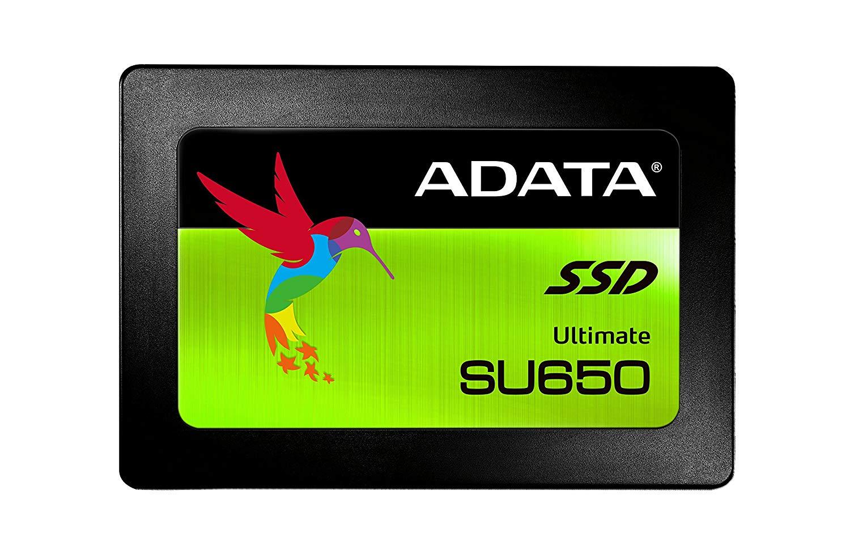 """ADATA Ultimate SU650 SSD 960GB - als """"Neukunde"""" für nur 103,94€"""