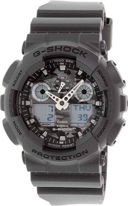 [Amazon.it] Casio G-Shock Herren Armbanduhr GA-100CF