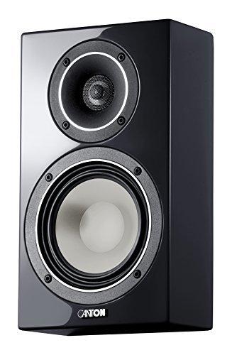 Canton Chrono SL 516 OnWall-Lautsprecher in weiß oder schwarz hochglanz als Adventskalender-Angebot @ Schluderbacher