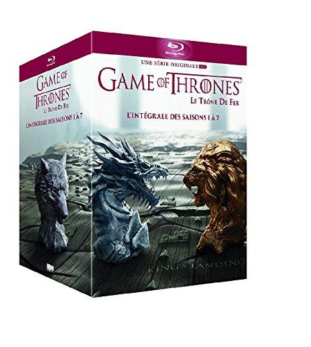 [amazon.fr] Game of Thrones Staffel 1-7 Box Set Blu Ray oder DVD (Englisch und Französisch)