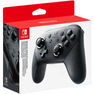 Nintendo Switch Pro Controller für 53,93€ bei Abholung [eBay-Saturn]