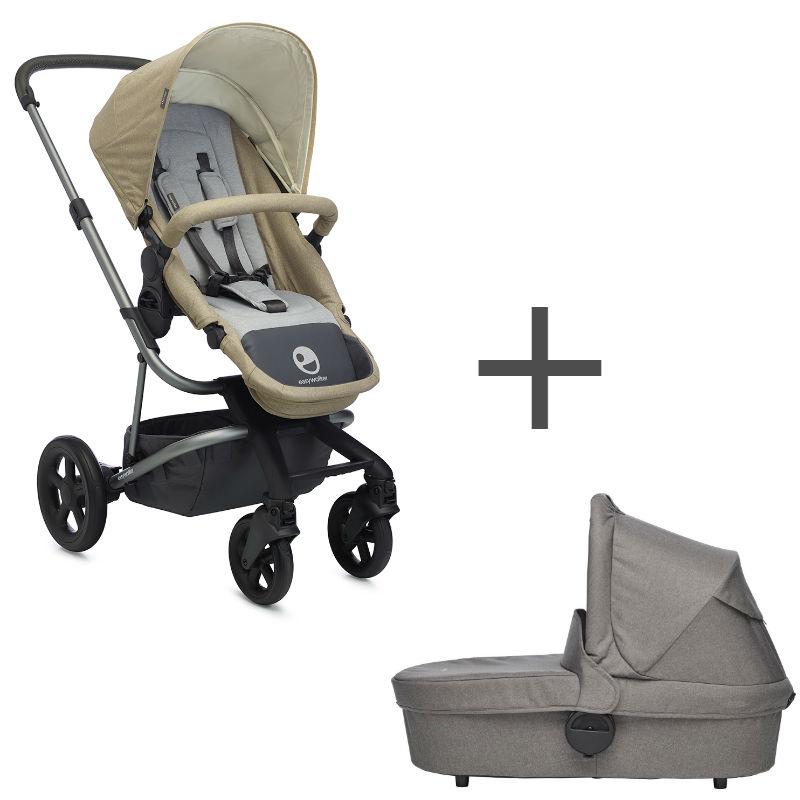 EasyWalker Harvey Sportwagen + Babywanne