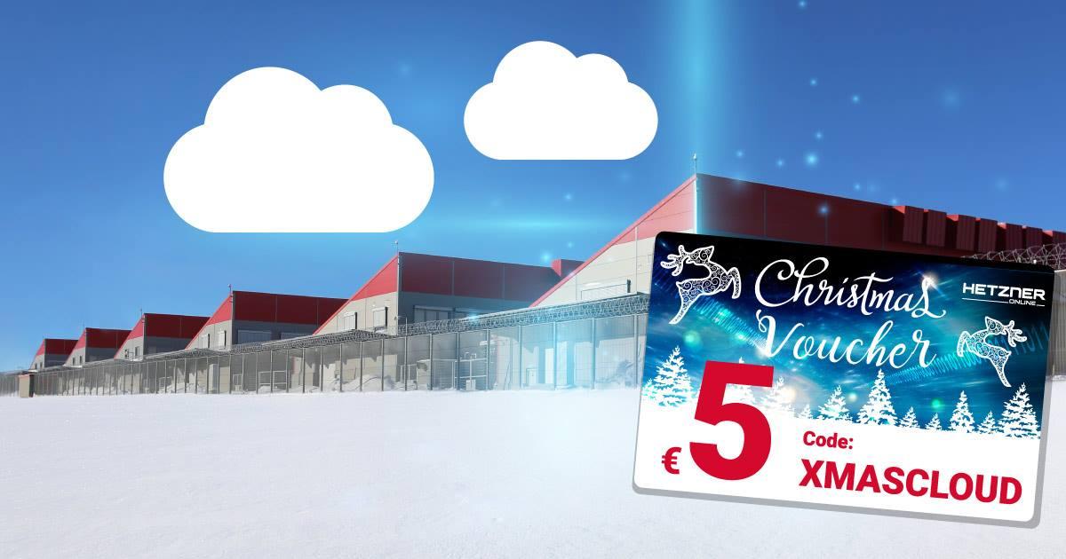 5,95€ Hetzner Cloud Guthaben / Kostenloser VPS in DE für 1 Monat möglich.