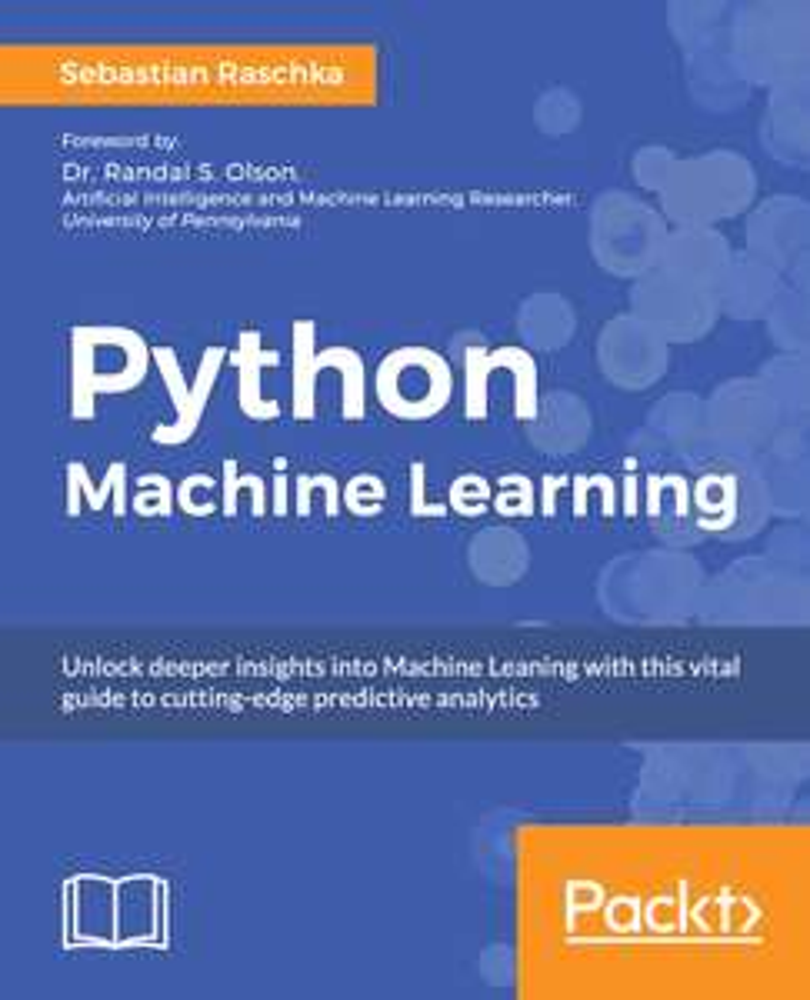[Packt Publishing] Kostenloses eBook Python Machine Learning