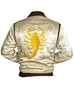 "[online] ""Drive"" Scorpion Jacket Ryan Gossling US-Shop 20%off"