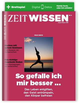 [Freebie] 1x Zeit Wissen Magazin gratis (Kündigung notwendig)
