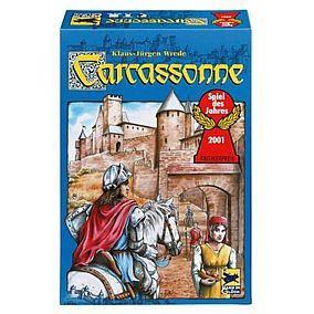 """Carcassonne Basisspiel 11,99 €, 6 Erweiterungen zu je 8,88 € und Erweiterung """"Der Turm"""" für 9,99 € - alles zusammen für 63,26 € dank Gutschein @ Karstadt"""