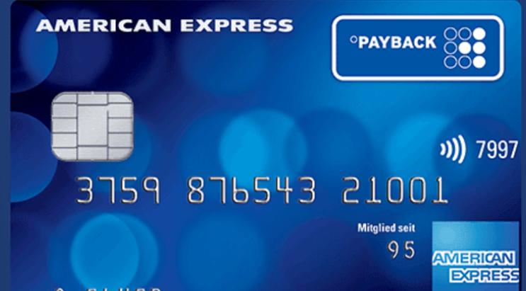 750 Paybackpunkte für Bezahlung mit Apple Pay American Express Payback