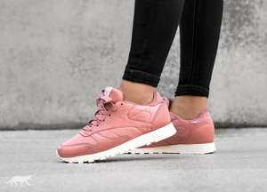 For the ladies: Reebok Classic Leather Satin (Gr. 35-41)