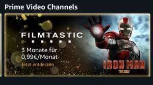 [Prime] Amazon Video Channels 2,97€ für 3 Monate