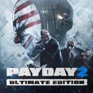 Payday 2 Ultimate Edition (Steam) für 3.55€ (Green Man Gaming)