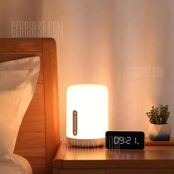 XIAOMI Yeelight MIJIA MJCTD02YL Simple Shape LED Bedside Lamp for Home Nachttisch Lampe wifi apple homekit bluetooth