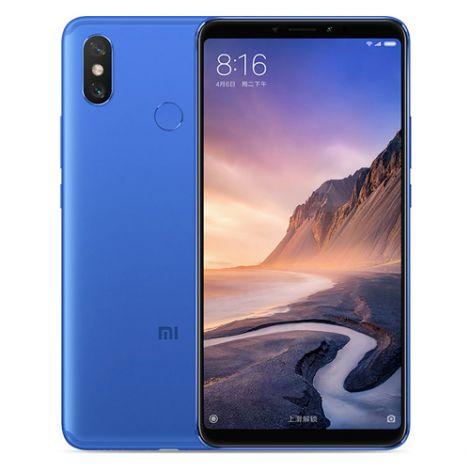 Xiaomi Mi Max 3 128 GB BLAU Global (Trading Shenzhen)
