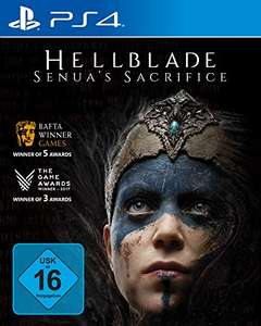 Hellblade: Senua's Sacrifice (PS4) für 23,19€ (Amazon Prime)