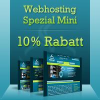[netcup Adventskalender] Webhosting Spezial Mini Aktion(incl.Domain) 0,17€/Monat