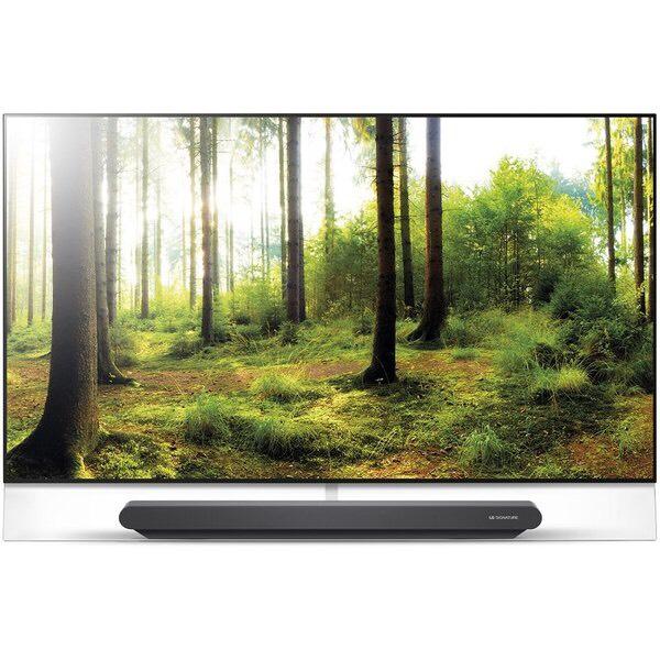 LG OLED 65 G8 SIGNATURE TV, 4K Standmodell,